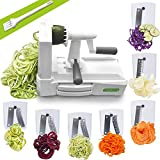 Spiralizer Ultimate 7 Strongest-and-Heaviest Duty...