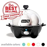 Dash Rapid Egg Cooker: 6 Egg Capacity Electric Egg...