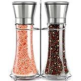 Willow & Everett Stainless Steel Salt and Pepper...