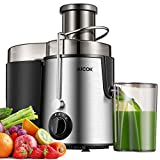 "Juicer Centrifugal Juicer Machine Wide 3"" Feed..."