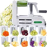 Spiralizer Ultimate 10 Strongest-and-Heaviest Duty...