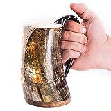 Norse Tradesman Original Viking Drinking Horn Mug...