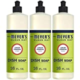 Mrs. Meyer's Clean Day Liquid Dish Soap, Cruelty...