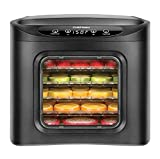Chefman Food Dehydrator Machine, Touch Screen...