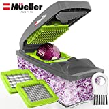 Mueller Onion Chopper Pro Vegetable Chopper -...