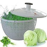 Brieftons Salad Spinner (BR-SS-02): Large 6.2...