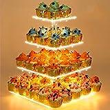 Cupcake Stand - Premium Cupcake Holder - Acrylic...
